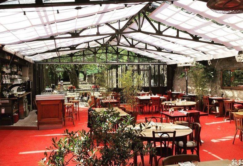 Restaurant la Fontaine Minérale à Pont-de-Barret - 4