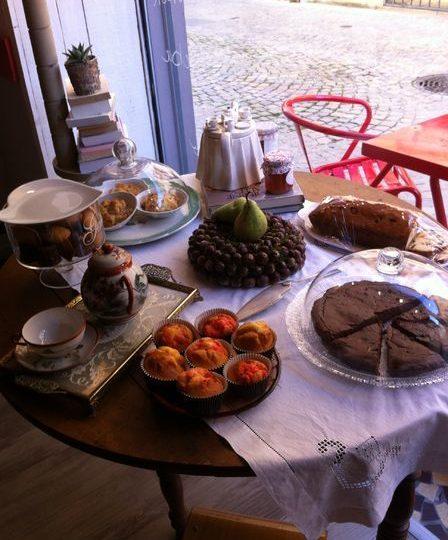 Si le coeur vous en dit… Salon de thé/Popote à Dieulefit - 4