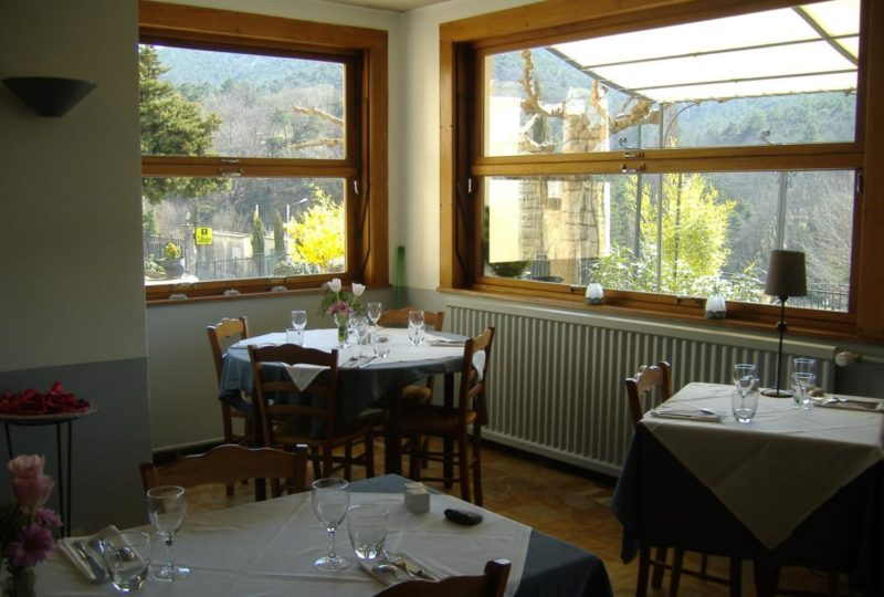 Restaurant Auberge de  l'Escargot d'Or à Dieulefit - 2
