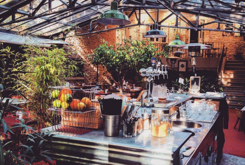 Restaurant la Fontaine Minérale à Pont-de-Barret - 6