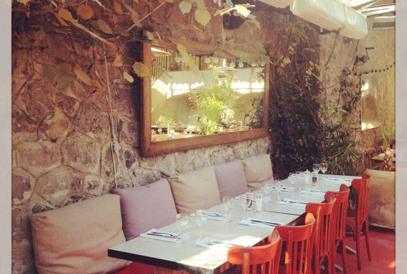 Restaurant la Fontaine Minérale à Pont-de-Barret - 3