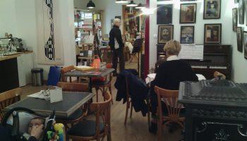 Librairie Sauts et Gambades