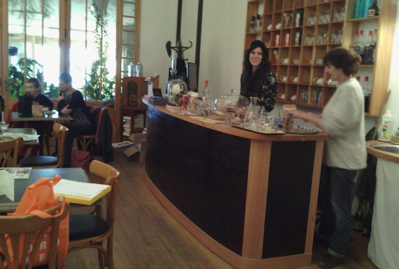 Librairie Sauts et Gambades à Dieulefit - 1