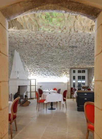 Restaurant Château les Oliviers de Salettes à Charols - 6