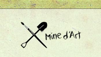 Mine d'art