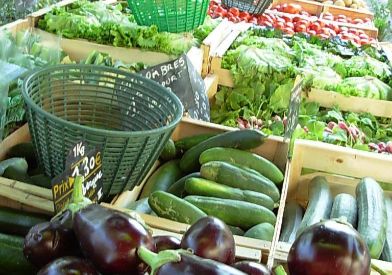 Grand marché provençal de Dieulefit à Dieulefit - 0