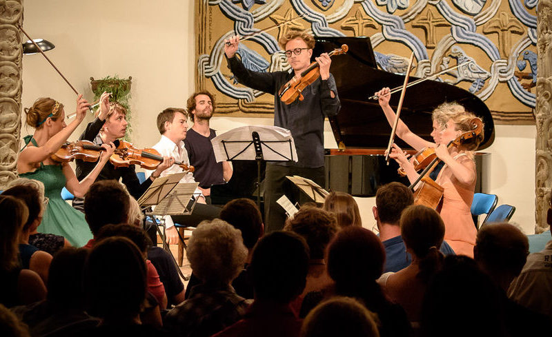 Les Musicales du Poët-Laval à Le Poët-Laval - 1