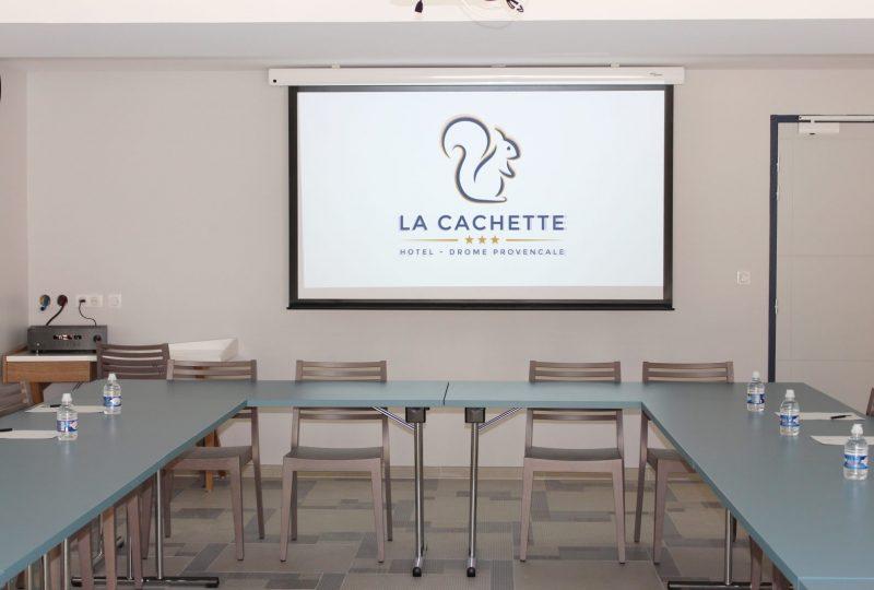 Hôtel la Cachette à Dieulefit - 8