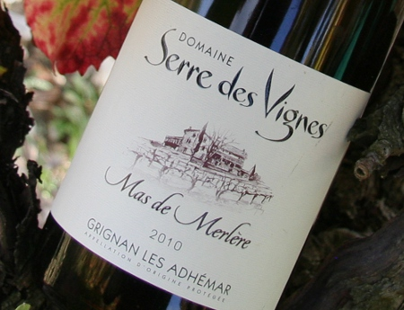 Domaine du Serre des Vignes à Roche-Saint-Secret-Béconne - 2