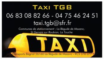 Taxi TGB