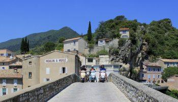 scoot nomad 198 tourisme 2 roues en drome provencale 22