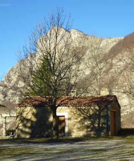 Camping à la Ferme Col de la Chaudière à La Chaudière - 2