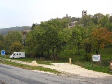 Aire Camping-Cars de Marsanne à Marsanne - 0