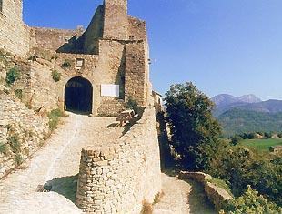 Château de Poët-Célard à Le Poët-Célard - 0