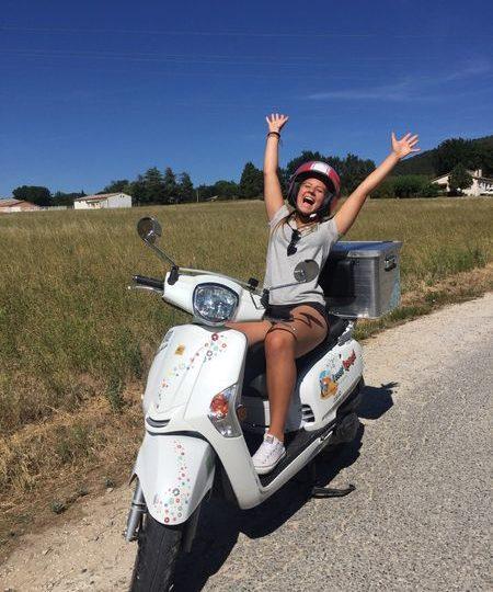 Escapades à scooter – Scoot' Nomad à Marsanne - 13