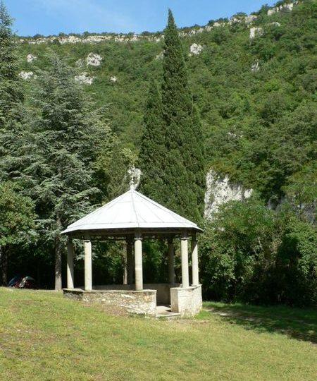 Camping le Parc à Pont-de-Barret - 1