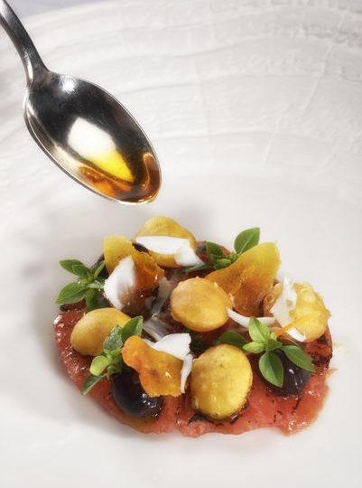 Restaurant Le Clair de la Plume à Grignan - 6