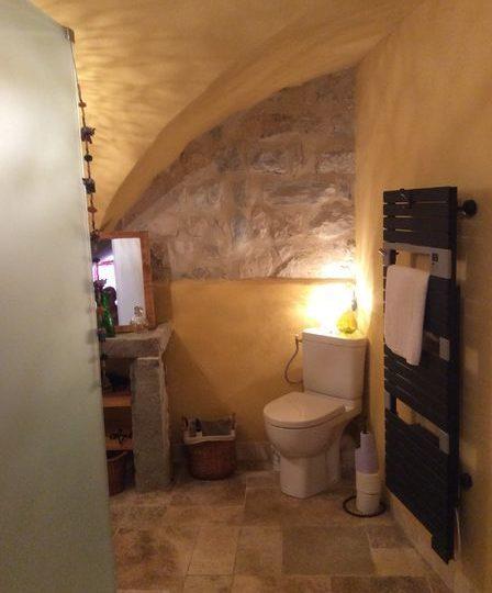 La maison du bassin à Rochebaudin - 2