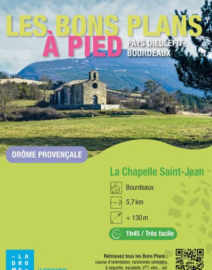 Bourdeaux : La Chapelle Saint Jean à Bourdeaux - 0