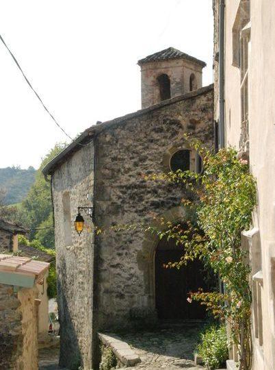 Eglise Notre-Dame de Viale à Bourdeaux - 0