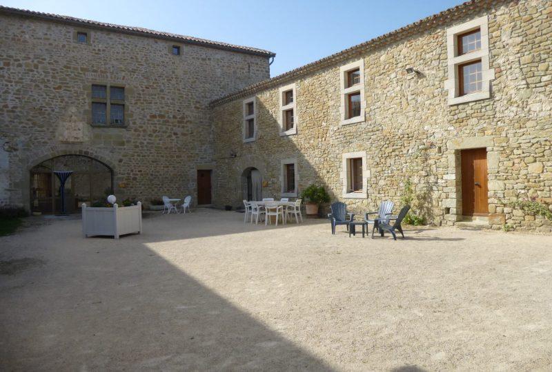 Château de Comps à Comps - 3