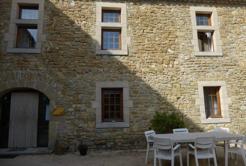Château de Comps à Comps - 5