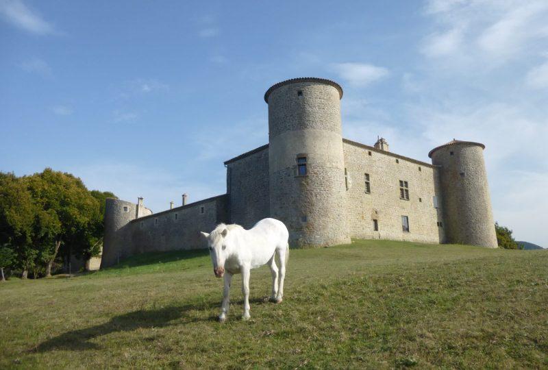Château de Comps à Comps - 0