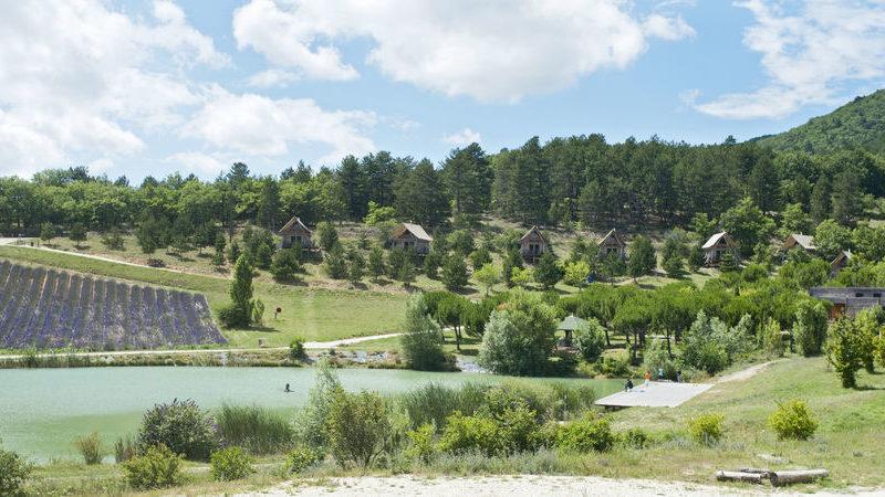Village Huttopia Dieulefit à Dieulefit - 0