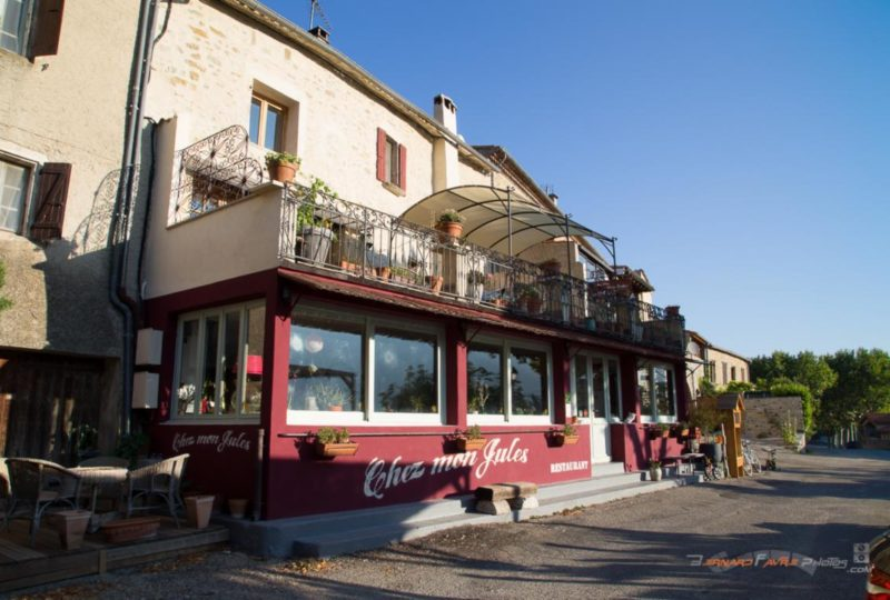 Restaurant Chez mon Jules à Vesc - 0