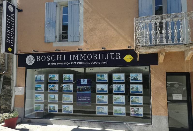Boschi Immobilier à Dieulefit - 0