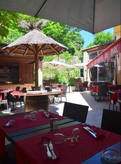 Restaurant Le Parc à Dieulefit - 0