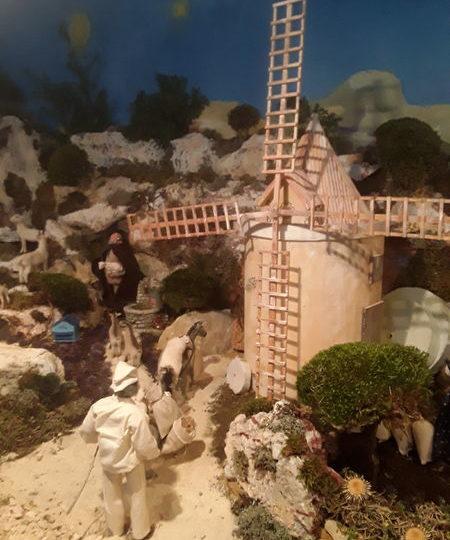 Crèche de Noël à Dieulefit - 1