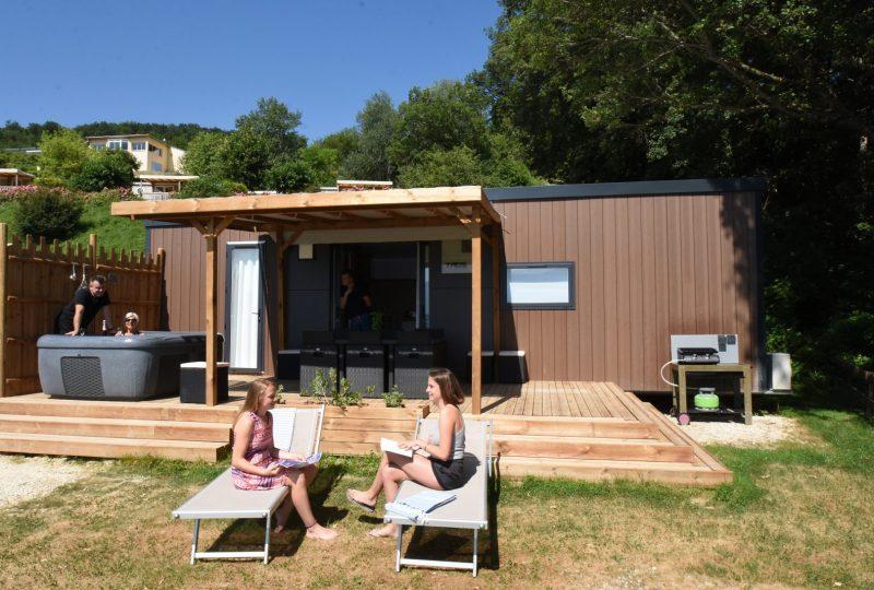 Camping Yelloh Village le Couspeau à Le Poët-Célard - 5