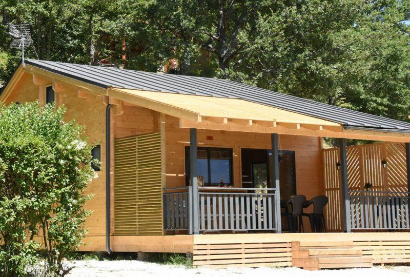 Camping Yelloh Village le Couspeau à Le Poët-Célard - 6