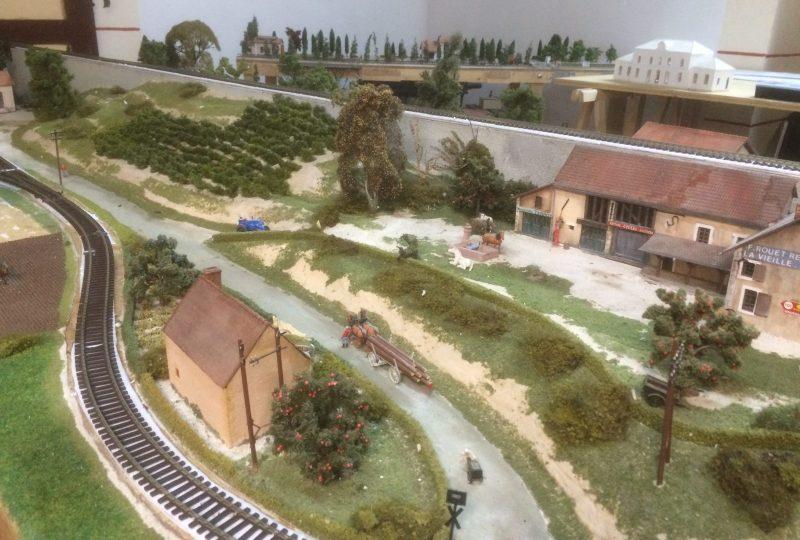 Le Petit Train du Picodon à Dieulefit - 1