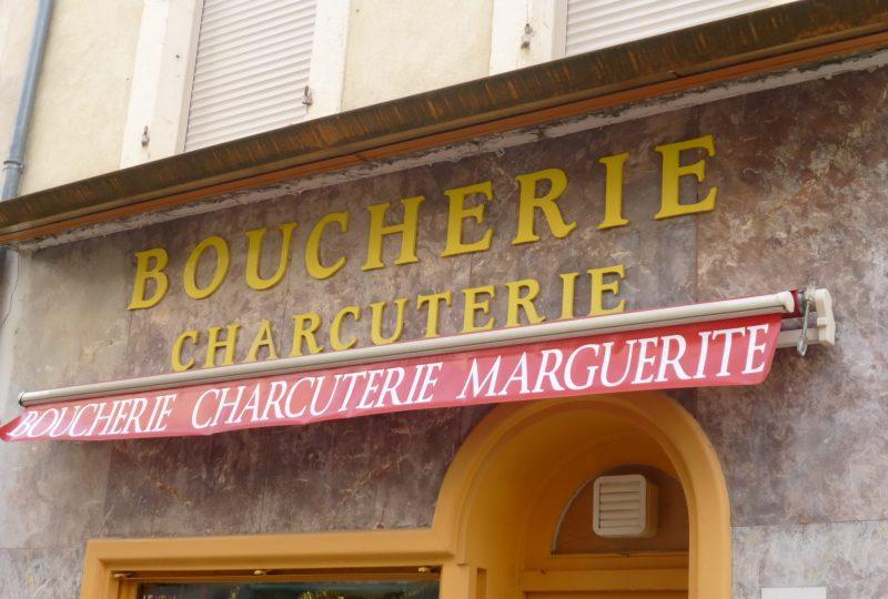 Boucherie Marguerite à Dieulefit - 1