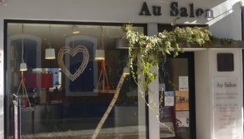 Au Salon – Sandrine Goubin