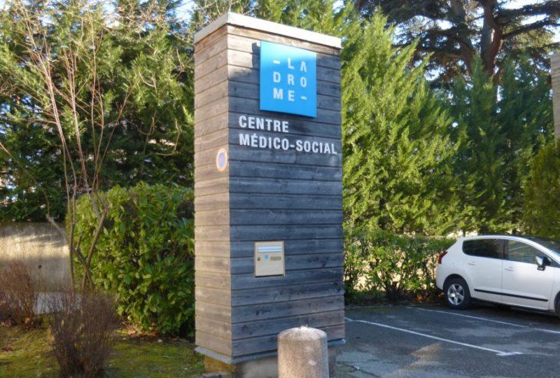 Centre médico-social à Dieulefit - 0