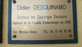 didier desquinabo dentiste