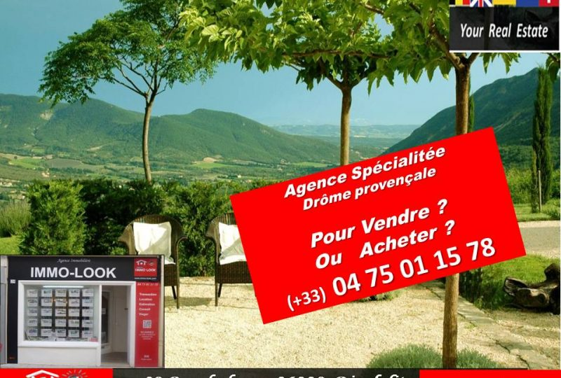 Agence Immo-Look à Dieulefit - 1
