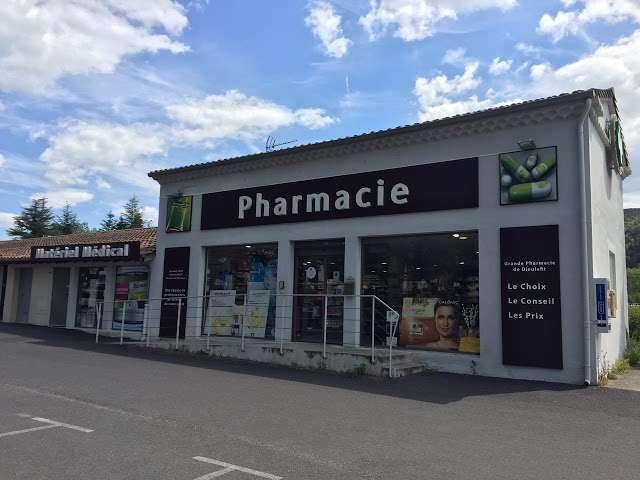 Grande Pharmacie de Dieulefit à Dieulefit - 0