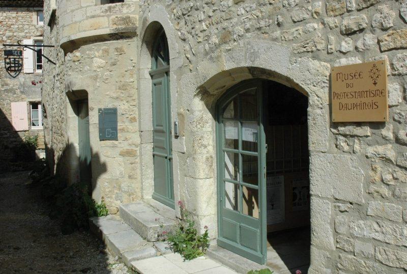 Musée du Protestantisme Dauphinois à Le Poët-Laval - 3