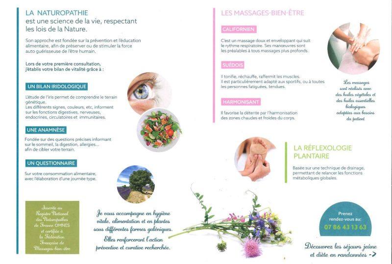 Maud Jaunatre, Naturopathie, Massages- bien-être, Réflexologie plantaire à Dieulefit - 1