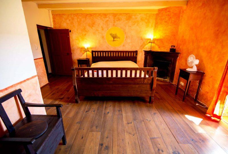 Chambres d'hôtes – La Ferme de Pauroux à Mornans - 4