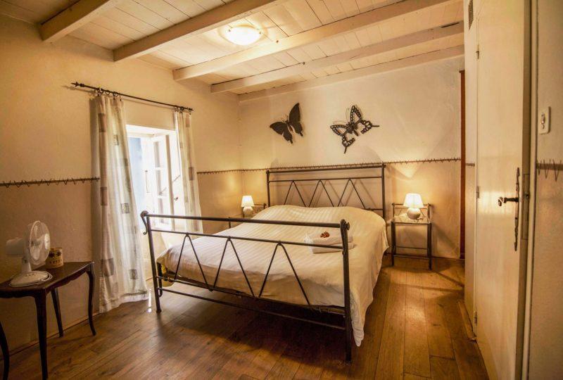Chambres d'hôtes – La Ferme de Pauroux à Mornans - 5