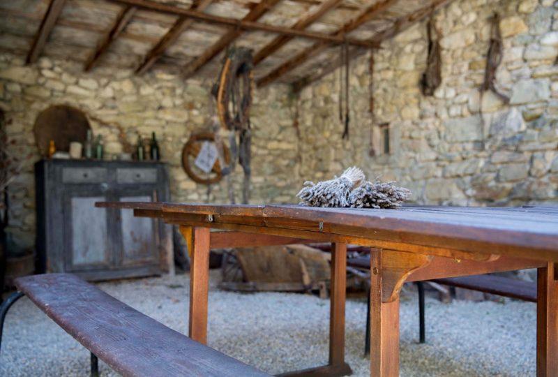 Chambres d'hôtes – La Ferme de Pauroux à Mornans - 8