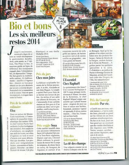 Restaurant Chez mon Jules à Vesc - 2
