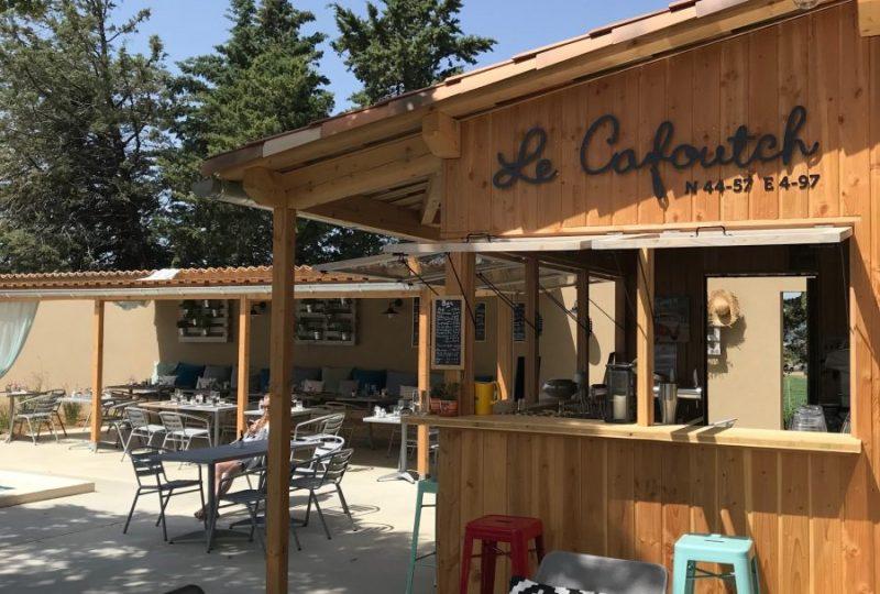 Restaurant Le Cafoutch à Salettes - 1