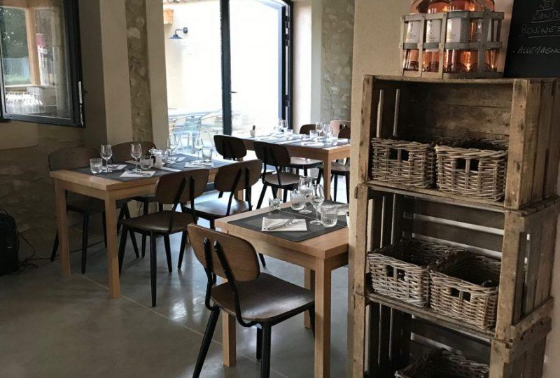 Restaurant Le Cafoutch à Salettes - 2