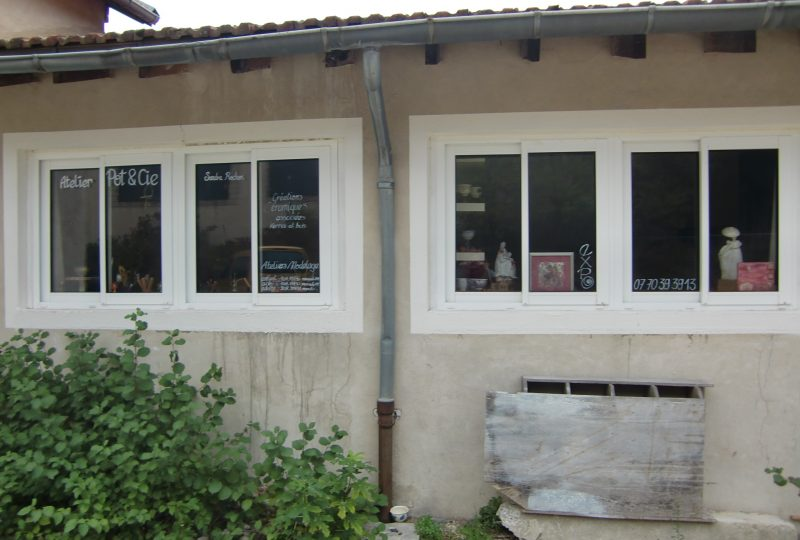 Atelier Pot & Cie à Le Poët-Laval - 1